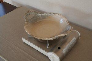 画像1: 変形陶板大