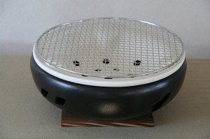 画像1: 炭焼き 水コンロ 丸10号