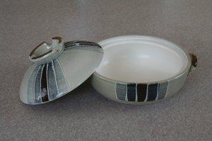 画像2: トクサ 絵付け土鍋