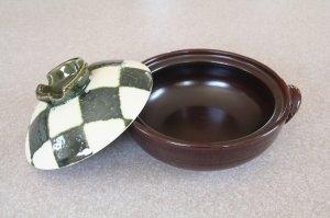 画像3: 織部市松 土鍋
