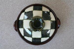画像4: 織部市松 土鍋