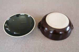 画像5: 織部市松 土鍋
