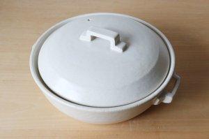 画像3: スタイル土鍋IH対応 白